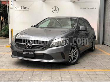 Mercedes Benz Clase A 5p 200 Urban L4/1.6 Aut usado (2017) color Gris precio $335,000