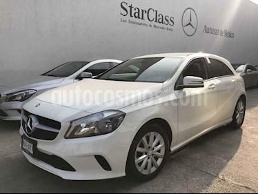 Mercedes Benz Clase A 200 CGI Aut usado (2016) color Blanco precio $285,000