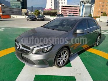 Mercedes Benz Clase A 200 CGI Urban Aut usado (2018) color Gris precio $420,000
