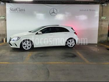 Mercedes Benz Clase A 200 CGI Urban Aut usado (2018) color Blanco precio $459,000