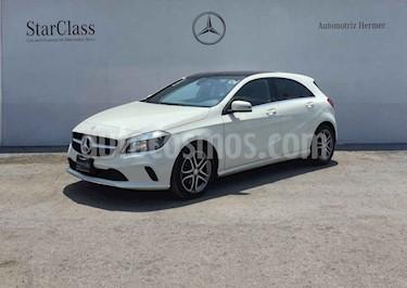 Mercedes Benz Clase A 200 CGI Sport S/Techo Aut usado (2017) color Blanco precio $329,900