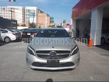 Foto Mercedes Benz Clase A 200 CGI Sport Aut usado (2018) color Plata precio $410,000
