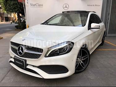 Mercedes Benz Clase A 5p 200 CGI Sport L4/1.6/T Aut usado (2016) color Blanco precio $375,000