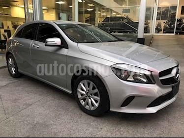 Mercedes Benz Clase A 200 CGI Aut usado (2017) color Plata precio $313,000