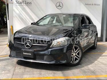 Mercedes Benz Clase A 5p 200 Urban L4/1.6 Aut usado (2017) color Negro precio $310,000