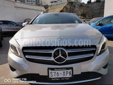 Mercedes Benz Clase A 5p 200 CGI L4/1.6 Aut usado (2014) color Plata precio $250,000