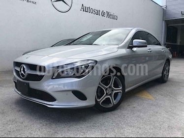Mercedes Benz Clase A 200 CGI Sport Aut usado (2018) color Plata precio $419,000