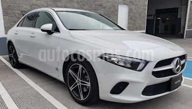 Mercedes Benz Clase A 200 Progressive Sedan usado (2020) color Blanco precio $663,999