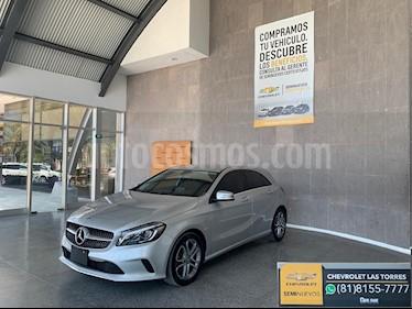 Foto Mercedes Benz Clase A 200 CGI usado (2017) color Plata precio $350,000