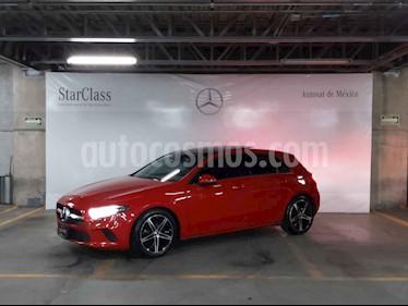 Mercedes Benz Clase A 5p 200 Style L4/1.4/T Aut usado (2019) color Rojo precio $529,000