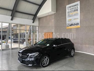 Mercedes Benz Clase A 200 Style usado (2018) color Negro precio $369,000