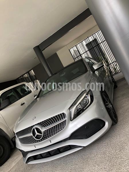 Mercedes Benz Clase A 200 CGI Sport Aut usado (2017) color Gris precio $355,000