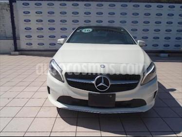 Mercedes Benz Clase A 200 CGI Urban Aut usado (2016) color Blanco precio $340,000