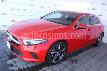 Mercedes Benz Clase A 5p 200 Progressive L4/1.4/T Aut usado (2019) color Rojo precio $520,000