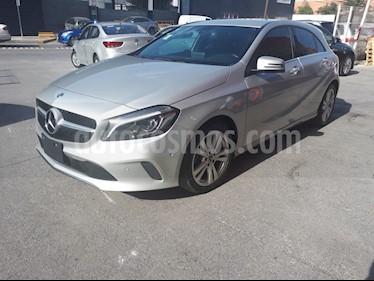 Mercedes Benz Clase A 200 CGI Sport Aut usado (2018) color Plata precio $390,000