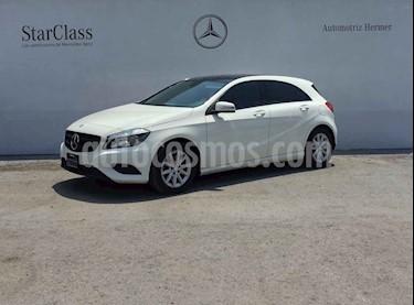 Mercedes Benz Clase A 5p 180 CGI L4/1.6/T Aut usado (2016) color Blanco precio $249,900