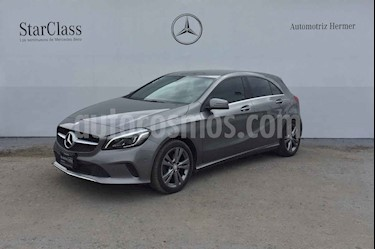 Mercedes Benz Clase A 5p 200 Urban L4/1.6 Aut usado (2017) color Gris precio $359,900