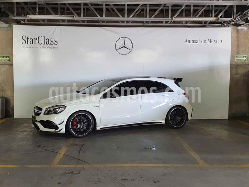 Mercedes Benz Clase A A 45 AMG Aut usado (2018) color Blanco precio $749,000