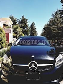 Mercedes Benz Clase A 180 CGI usado (2016) color Negro precio $270,000