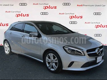 Mercedes Benz Clase A 5p 200 Urban L4/1.6 Aut usado (2018) color Plata precio $385,000