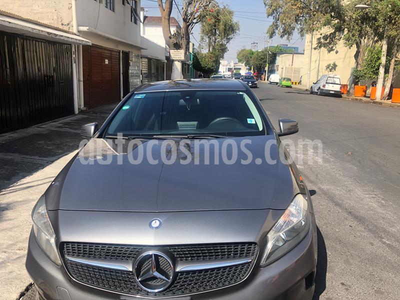 Mercedes Benz Clase A 200 CGI Style usado (2016) color Gris Montana precio $234,000