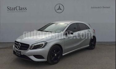 Mercedes Benz Clase A 5p 200 CGI Sport L4/1.6/T Aut usado (2015) color Plata precio $299,900