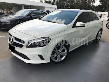 Mercedes Benz Clase A 200 CGI Urban Aut usado (2018) color Blanco precio $390,000