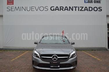 Foto Mercedes Benz Clase A 200 CGI Urban Aut usado (2018) color Gris Monolito precio $420,000