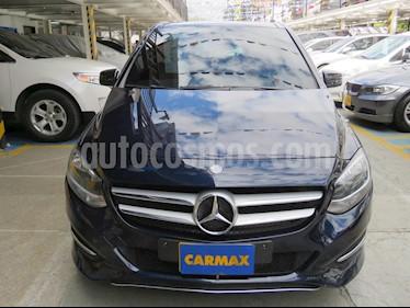 Foto Mercedes Benz Clase B 180 Aut usado (2017) color Azul precio $75.900.000