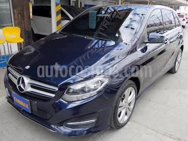 Mercedes Benz Clase B 180 Aut usado (2017) color Azul precio $70.900.000