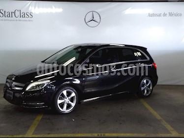 Foto venta Auto usado Mercedes Benz Clase B 180 CGI Exclusive (2014) color Negro precio $239,000