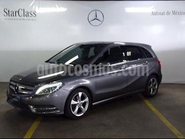Foto venta Auto Seminuevo Mercedes Benz Clase B 180 CGI Exclusive (2014) color Gris precio $239,000
