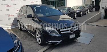 Foto venta Auto usado Mercedes Benz Clase B 180 CGI Exclusive (2014) color Negro precio $209,000
