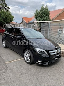 Mercedes Benz Clase B 180 CGI Exclusive usado (2014) color Negro Cosmos precio $212,000