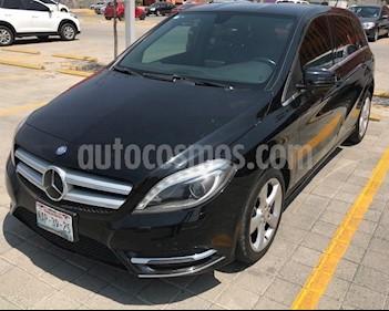 Mercedes Benz Clase B 180 CGI Exclusive usado (2014) color Negro Cosmos precio $220,000