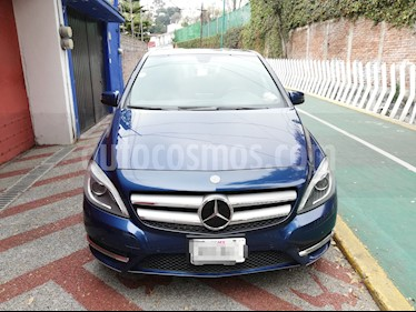 Foto venta Auto Seminuevo Mercedes Benz Clase B 180 CGI Exclusive (2013) color Azul Loto precio $205,000