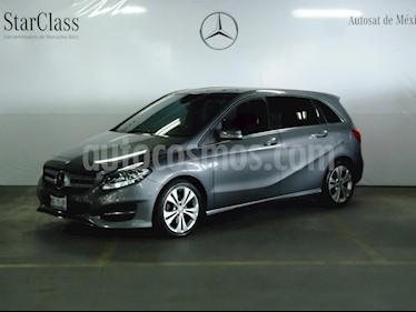 Foto venta Auto usado Mercedes Benz Clase B 180 CGI Exclusive (2015) color Gris precio $309,000