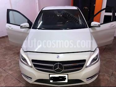 Foto Mercedes Benz Clase B 180 CGI usado (2012) color Blanco Cirro precio $220,000