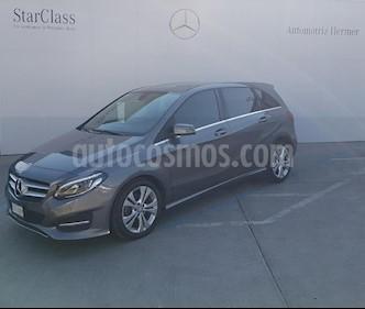 Foto venta Auto usado Mercedes Benz Clase B 180 CGI (2017) color Gris precio $299,900