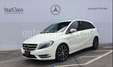 Foto venta Auto usado Mercedes Benz Clase B 180 CGI (2013) color Blanco precio $199,900