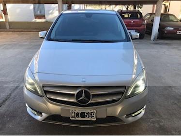 Foto venta Auto usado Mercedes Benz Clase B 200 CDI Plus (2013) color Gris Claro precio $810.000