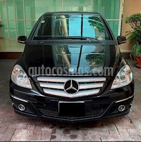 Mercedes Benz Clase B 200 CVT usado (2011) color Negro Cosmos precio $168,000