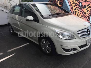 Foto venta Auto usado Mercedes Benz Clase B 200 Sport Aut  (2011) color Blanco precio $171,000