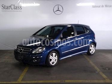 Foto venta Auto Seminuevo Mercedes Benz Clase B 200 Sport Aut  (2011) color Azul precio $149,000