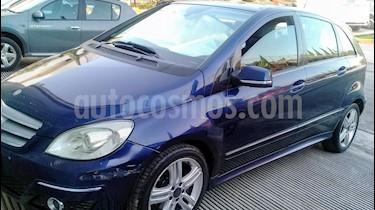 Foto venta Auto usado Mercedes Benz Clase B 200 Turbo (2009) color Azul Metalizado precio $120,000