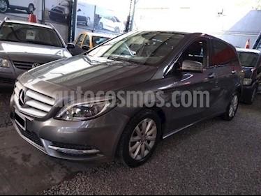 Foto Mercedes Benz Clase B 200 CDI Plus usado (2013) color Gris Oscuro precio $1.111.111