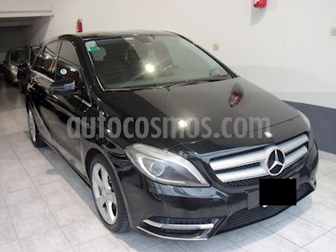 Mercedes Benz Clase B 200 BlueEfficiency Sport AT7 (156cv) (l12) usado (2013) color Negro precio u$s15.900