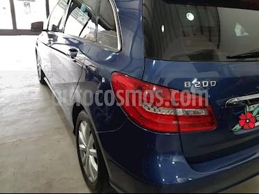 Mercedes Benz Clase B 200 City usado (2012) color Azul precio $1.250.000