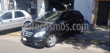 Mercedes Benz Clase B 170 usado (2008) color Negro Cosmos precio $489.000