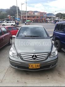 Mercedes Benz Clase B 200 Aut usado (2007) color Gris Cometa precio $50.000.000